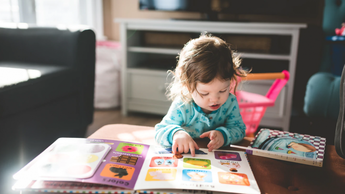 The Benefits of Reading to Your Little One